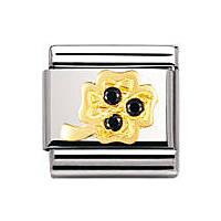 modulaire unisex bijoux Nomination Composable 030310/21