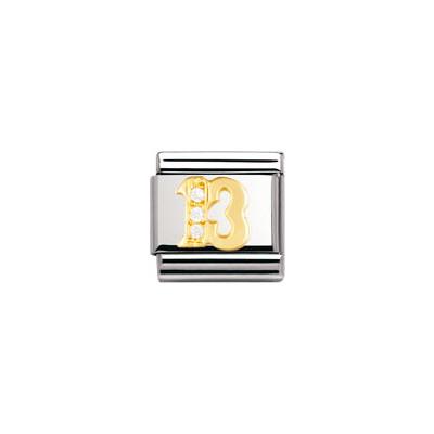 modulaire unisex bijoux Nomination Composable 030310/22