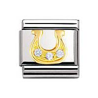 modulaire unisex bijoux Nomination Composable 030310/27