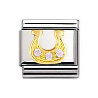 modulaire unisex bijoux Nomination Composable 030310/28