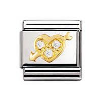 modulaire unisex bijoux Nomination Composable 030311/01