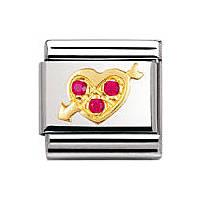 modulaire unisex bijoux Nomination Composable 030311/02