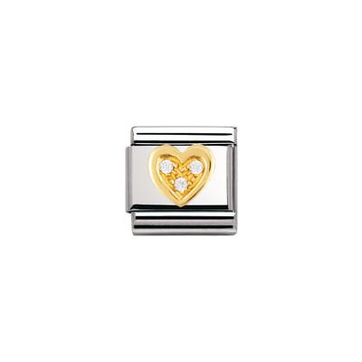 modulaire unisex bijoux Nomination Composable 030311/11