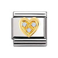 modulaire unisex bijoux Nomination Composable 030311/15