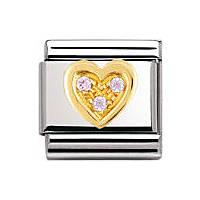 modulaire unisex bijoux Nomination Composable 030311/16