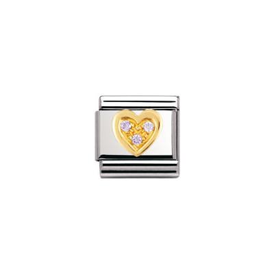 modulaire unisex bijoux Nomination Composable 030311/18