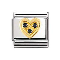 modulaire unisex bijoux Nomination Composable 030311/20
