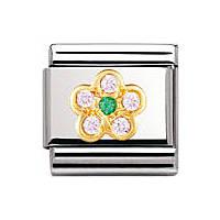 modulaire unisex bijoux Nomination Composable 030312/10