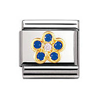 modulaire unisex bijoux Nomination Composable 030312/11