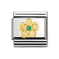 modulaire unisex bijoux Nomination Composable 030312/12