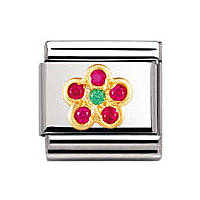 modulaire unisex bijoux Nomination Composable 030312/13