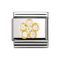 modulaire unisex bijoux Nomination Composable 030312/18