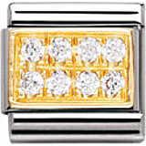 modulaire unisex bijoux Nomination Composable 030314/01