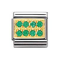 modulaire unisex bijoux Nomination Composable 030314/03