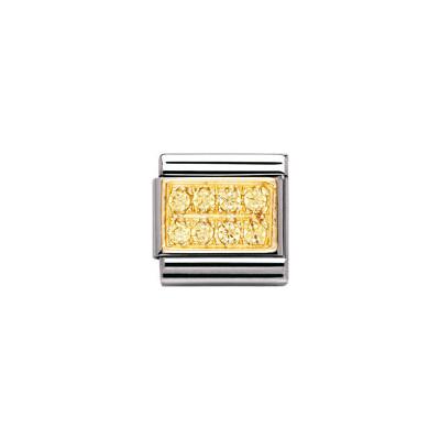 modulaire unisex bijoux Nomination Composable 030314/07