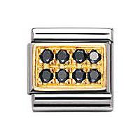 modulaire unisex bijoux Nomination Composable 030314/10