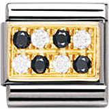 modulaire unisex bijoux Nomination Composable 030314/11