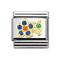 modulaire unisex bijoux Nomination Composable 030318/01