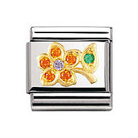 modulaire unisex bijoux Nomination Composable 030318/02