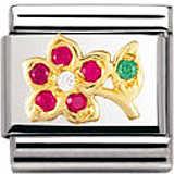 modulaire unisex bijoux Nomination Composable 030318/03