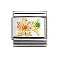 modulaire unisex bijoux Nomination Composable 030318/19