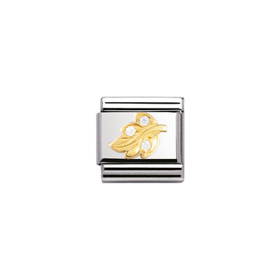 modulaire unisex bijoux Nomination Composable 030319/04