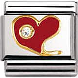 modulaire unisex bijoux Nomination Composable 030321/21