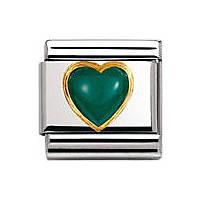modulaire unisex bijoux Nomination Composable 030501/03
