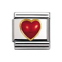 modulaire unisex bijoux Nomination Composable 030501/11