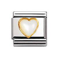 modulaire unisex bijoux Nomination Composable 030501/12
