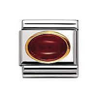 modulaire unisex bijoux Nomination Composable 030502/04