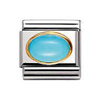modulaire unisex bijoux Nomination Composable 030502/06