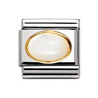modulaire unisex bijoux Nomination Composable 030502/17