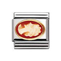 modulaire unisex bijoux Nomination Composable 030504/12