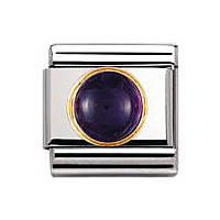 modulaire unisex bijoux Nomination Composable 030505/02