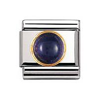 modulaire unisex bijoux Nomination Composable 030505/04