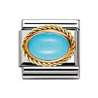 modulaire unisex bijoux Nomination Composable 030507/06