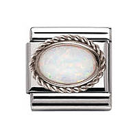modulaire unisex bijoux Nomination Composable 030509/07
