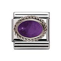 modulaire unisex bijoux Nomination Composable 030510/02