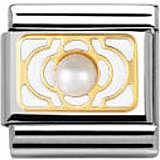 modulaire unisex bijoux Nomination Composable 030512/05