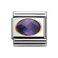 modulaire unisex bijoux Nomination Composable 030601/001