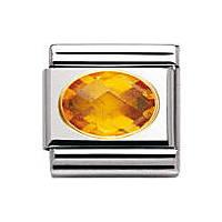 modulaire unisex bijoux Nomination Composable 030601/002