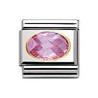 modulaire unisex bijoux Nomination Composable 030601/003