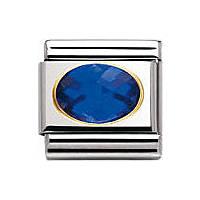 modulaire unisex bijoux Nomination Composable 030601/007