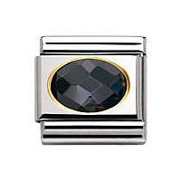 modulaire unisex bijoux Nomination Composable 030601/011