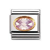 modulaire unisex bijoux Nomination Composable 030601/023