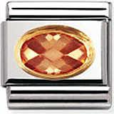 modulaire unisex bijoux Nomination Composable 030601/024