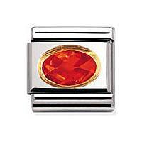 modulaire unisex bijoux Nomination Composable 030601/026