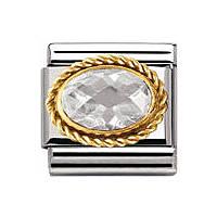 modulaire unisex bijoux Nomination Composable 030602/010