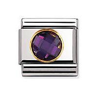 modulaire unisex bijoux Nomination Composable 030605/001